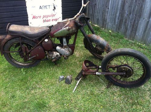 Heritage Motorcycles
